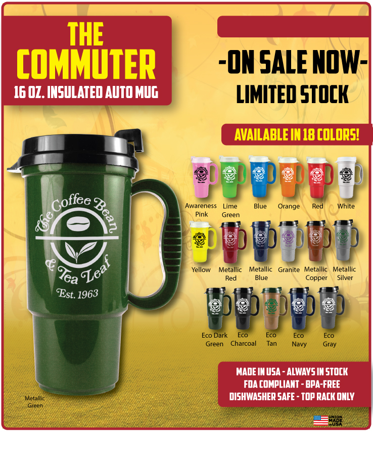 Top Selling Travel Mug