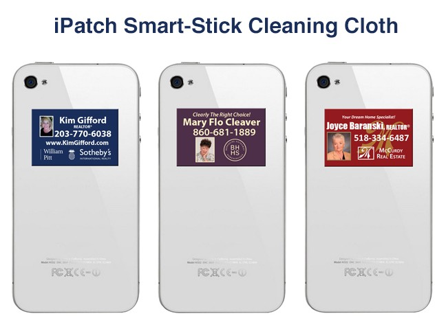 iPatch Smart-Stick Cleaning Cloth